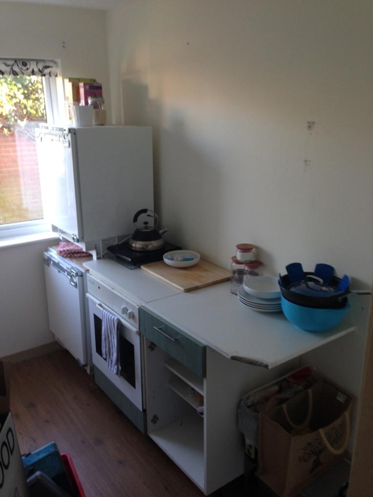 Nursery Kitchen