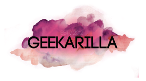 Geekarilla Header Watercolour
