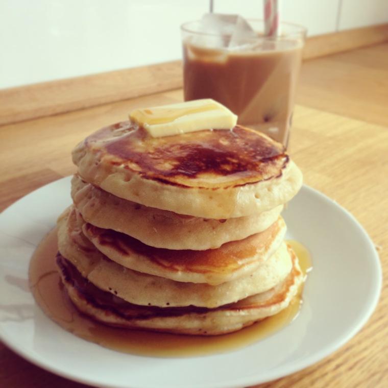 Mother flippin pancakes