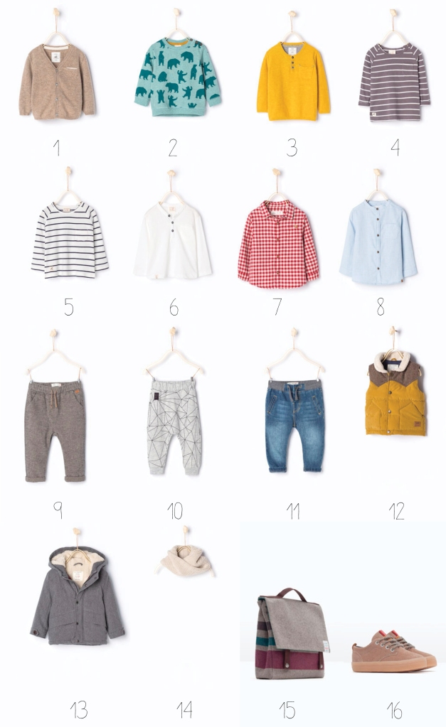 Zara wish list